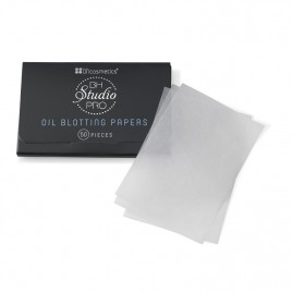 BH Cosmetics Sebumą sugeriančios servetėlės Oil Blotting Papers