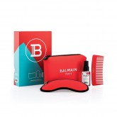 Balmain Limited Edition Cosmetic Bag SS21 Red Rinkinys
