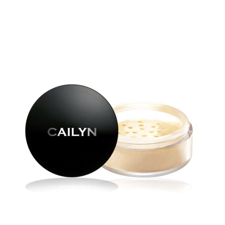 Cailyn Biri Pudra HD Finishing Powder Banana Yellow