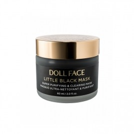Doll Face Valanti kaukė LITTLE BLACK MASK
