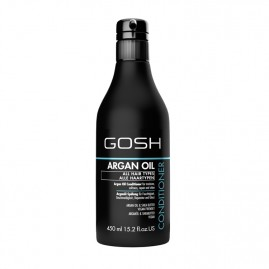 Gosh Copenhagen Kondicionierius plaukams Argan oil 450 ml