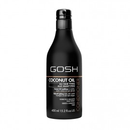 Gosh Copenhagen Kondicionierius plaukams Coconut oil 450 ml