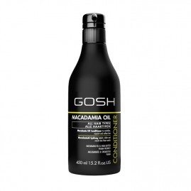 Gosh Kondicionierius plaukams Macadamia oil 450 ml