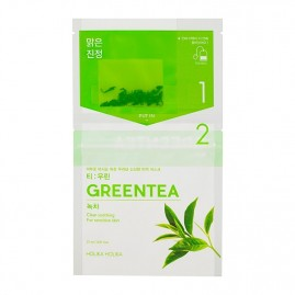 Holika Holika Veido Kaukė Tea Bag Green Tea