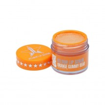 Jeffree Star Cosmetics lūpų šveitiklis Velour Lip Scrub Orange Gummy Bear