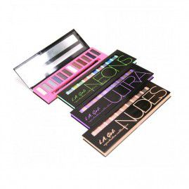 L.A. Girl šešėlių paletė Beauty Brick Eyeshadow Collection