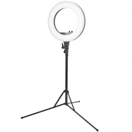 Make My Day Šviestuvas Ring Light 30' 35W LED + Stovas