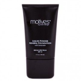 Motives Makiažo pagrindas Liquid Powder Mineral Foundation SPF 15