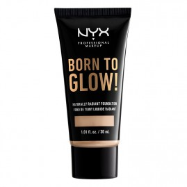 NYX Professional Makeup Born To Glow Naturally Radiant Makiažo Pagrindas
