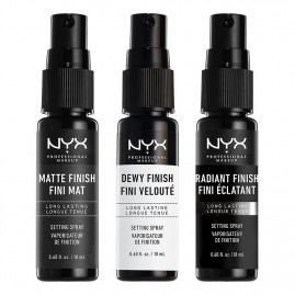 NYX Professional Makeup Diamonds & Ice, Please Makiažo Fiksatorių Rinkinys