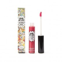 the Balm Cosmetics Lūpų Blizgis Read My Lips®