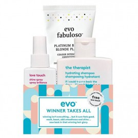 Evo Rinkinys Winner Takes All Platinum Blonde